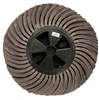 220 Grit Flapwheel Shaped/1 each