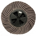 220 Grit Flapwheel Shaped/Case Pack