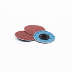 "2"" Quick Change Discs, 60 Grit (Pack of 100)"