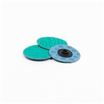 "2"" Quick Change Discs, 120 Grit (Pack of 100)"