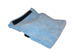 VIS-Shine Blue Steer Buff Replacement Pad- 1 pc.