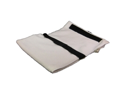 VIS-Shine White Steer Buff Replacement Pad- 1 pc.