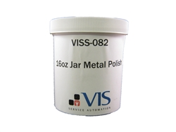 VIS-Shine Abrasive Metal Polish 16oz
